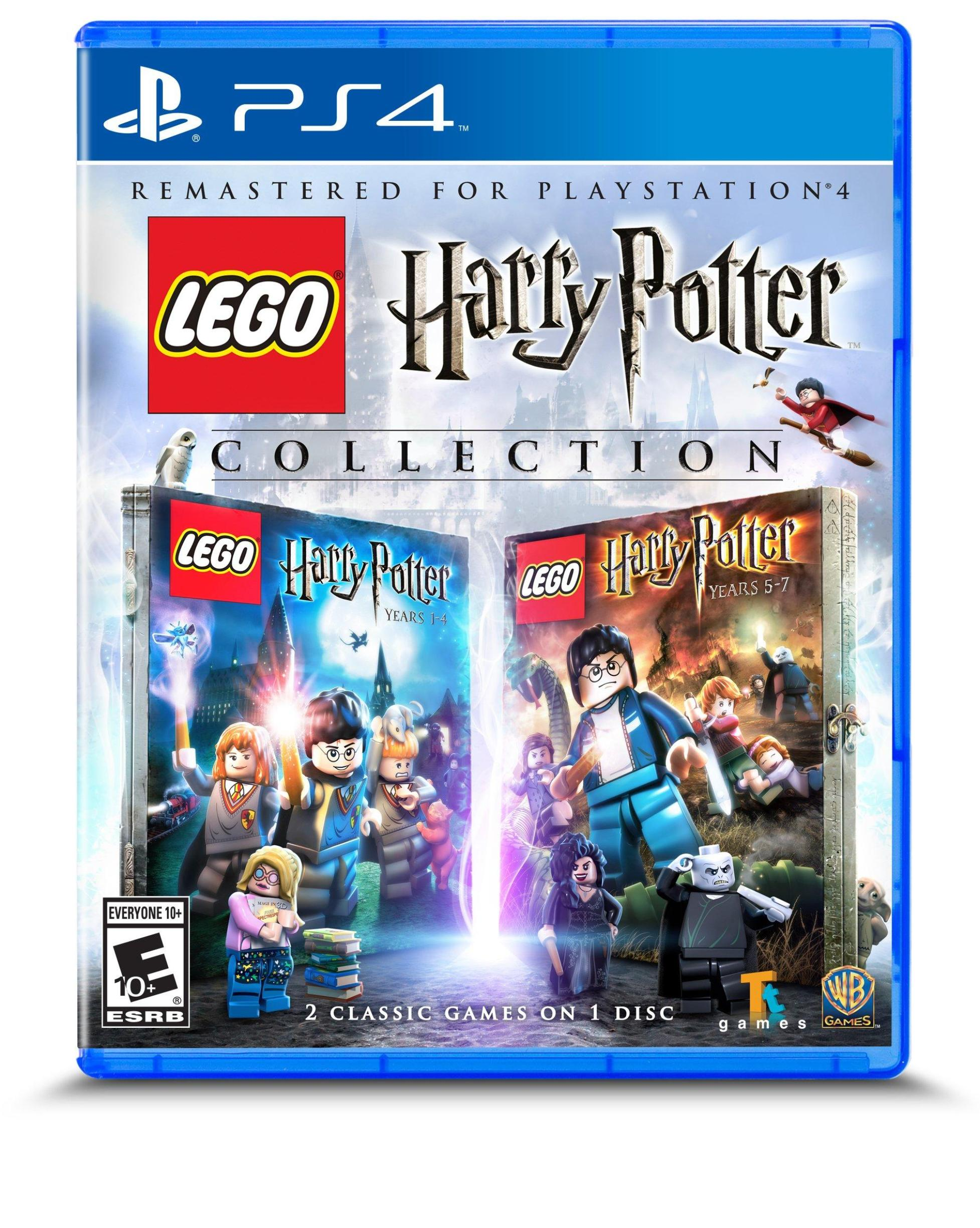LEGO Harry Potter Collection (PS4, англ.версия)