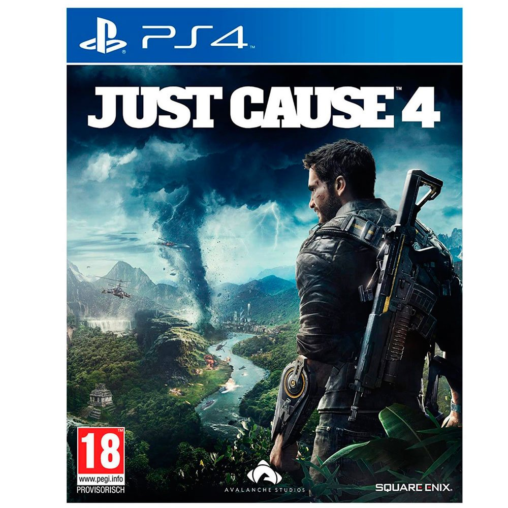 Just Cause 4 (PS4, англ.версия) от  MegaStore.kg