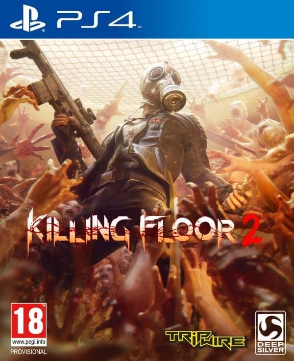 Killing Floor 2 (PS4, русская версия)