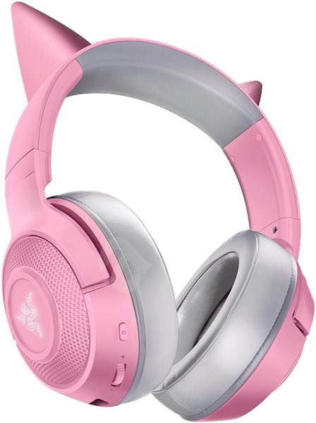 RAZER KRAKEN BT KITTY EDITION, QUARTZ от  MegaStore.kg