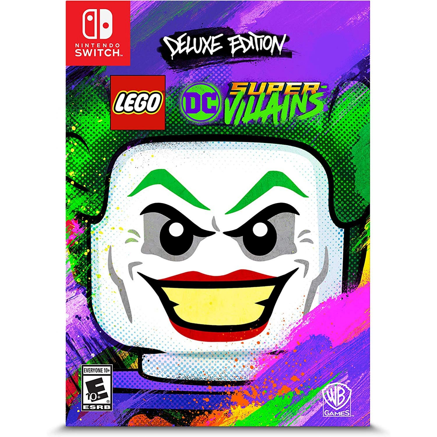 Dc Villains Nintendo Switch от  MegaStore.kg