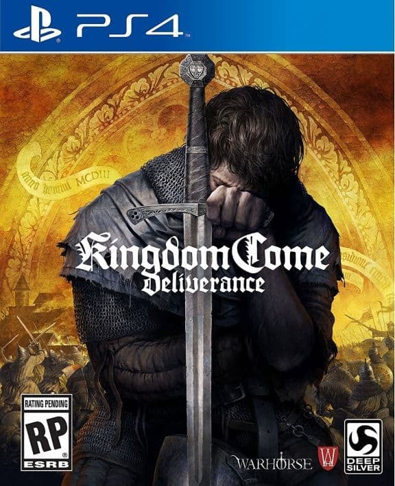 Kingdom Come Deliverance (PS4, русская версия)