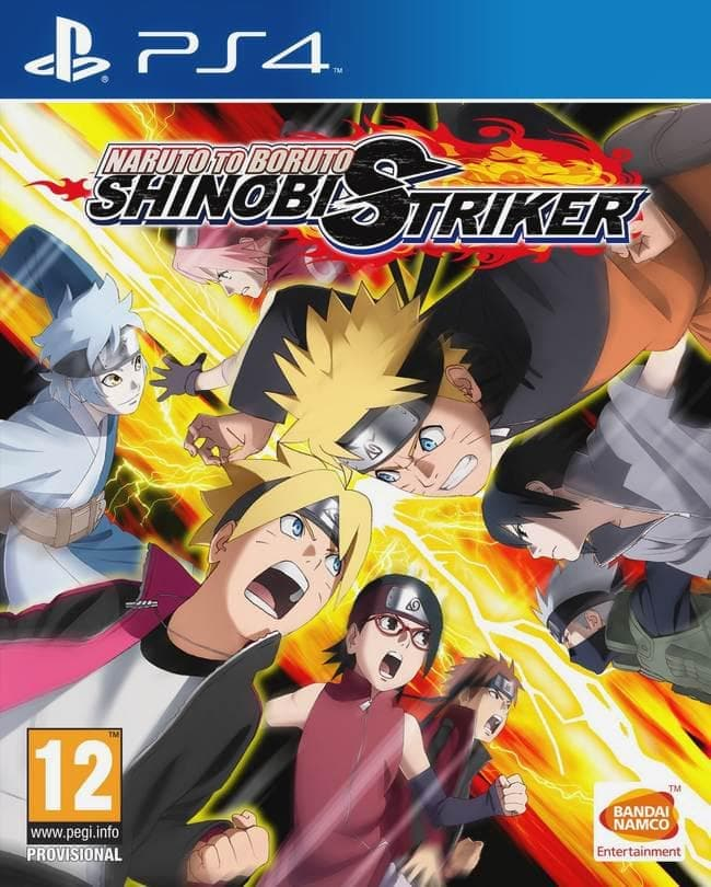Naruto to Boruto: Shinobi Striker (PS4, русская версия)