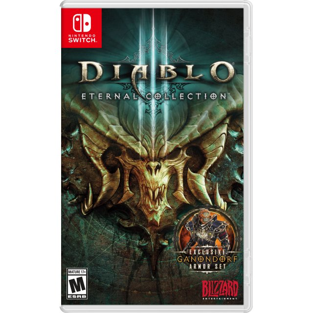 Diablo 3 Eternal Collection Nintendo Switch от  MegaStore.kg