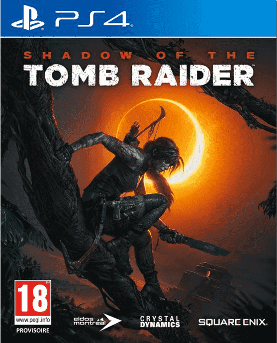 Shadow of the Tomb Raider (PS4, англ.версия) от  MegaStore.kg