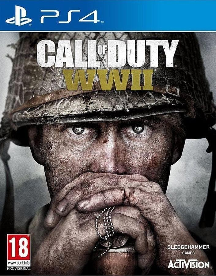 Call of Duty: WWII (PS4, англ.версия) от  MegaStore.kg