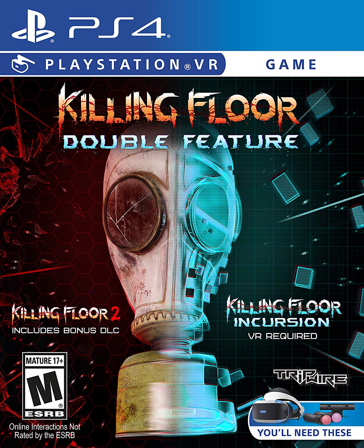 Killing Floor: Double Feature (PS4, рус.титры)