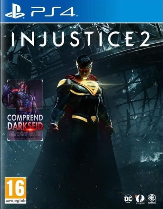 Injustice 2 (PS4, рус.титры)